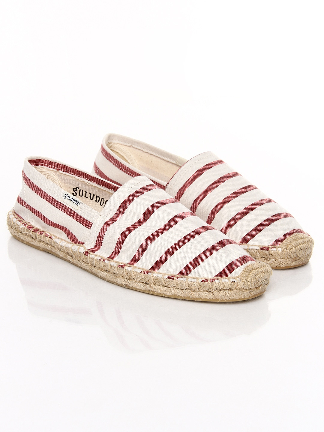 Superdry Espadrille Womens Shoes - Light Marl | Free UK Delivery