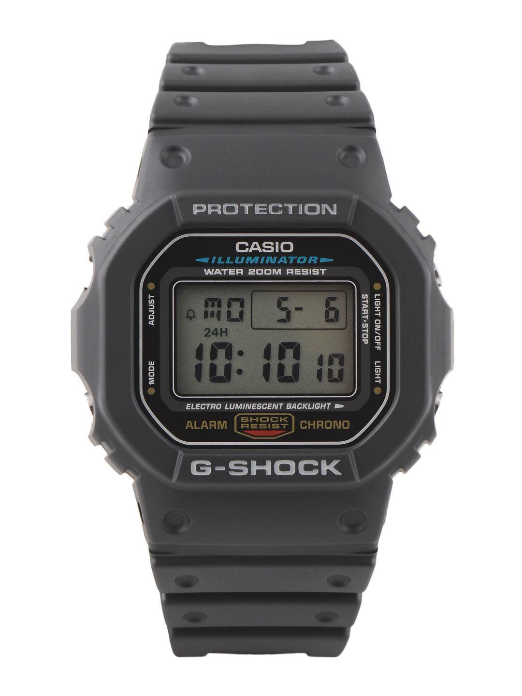 Casio Men Grey Digital Watch G001