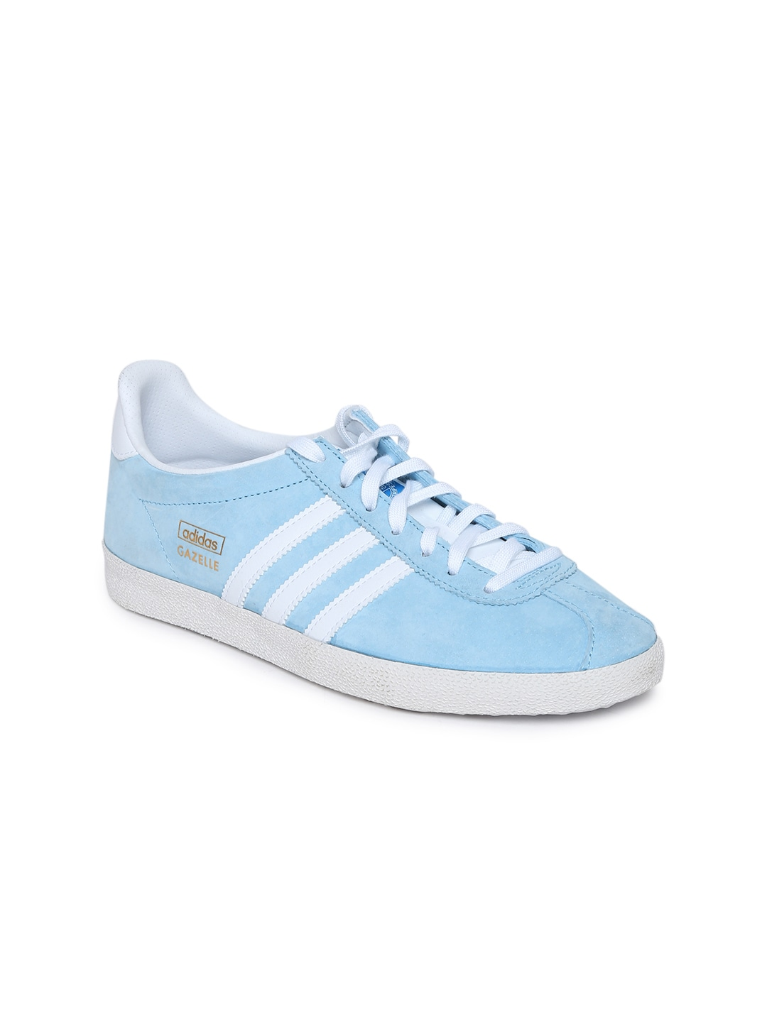 Adidas Gazelle Light Blue