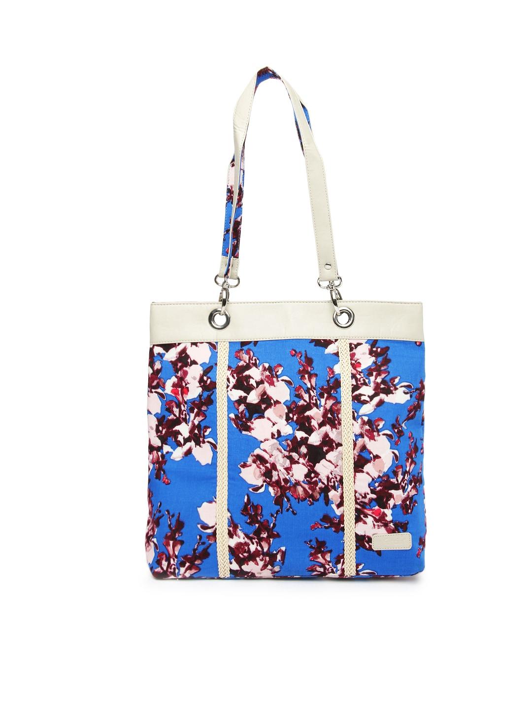 Murcia Murcia Blue Shoulder Bag