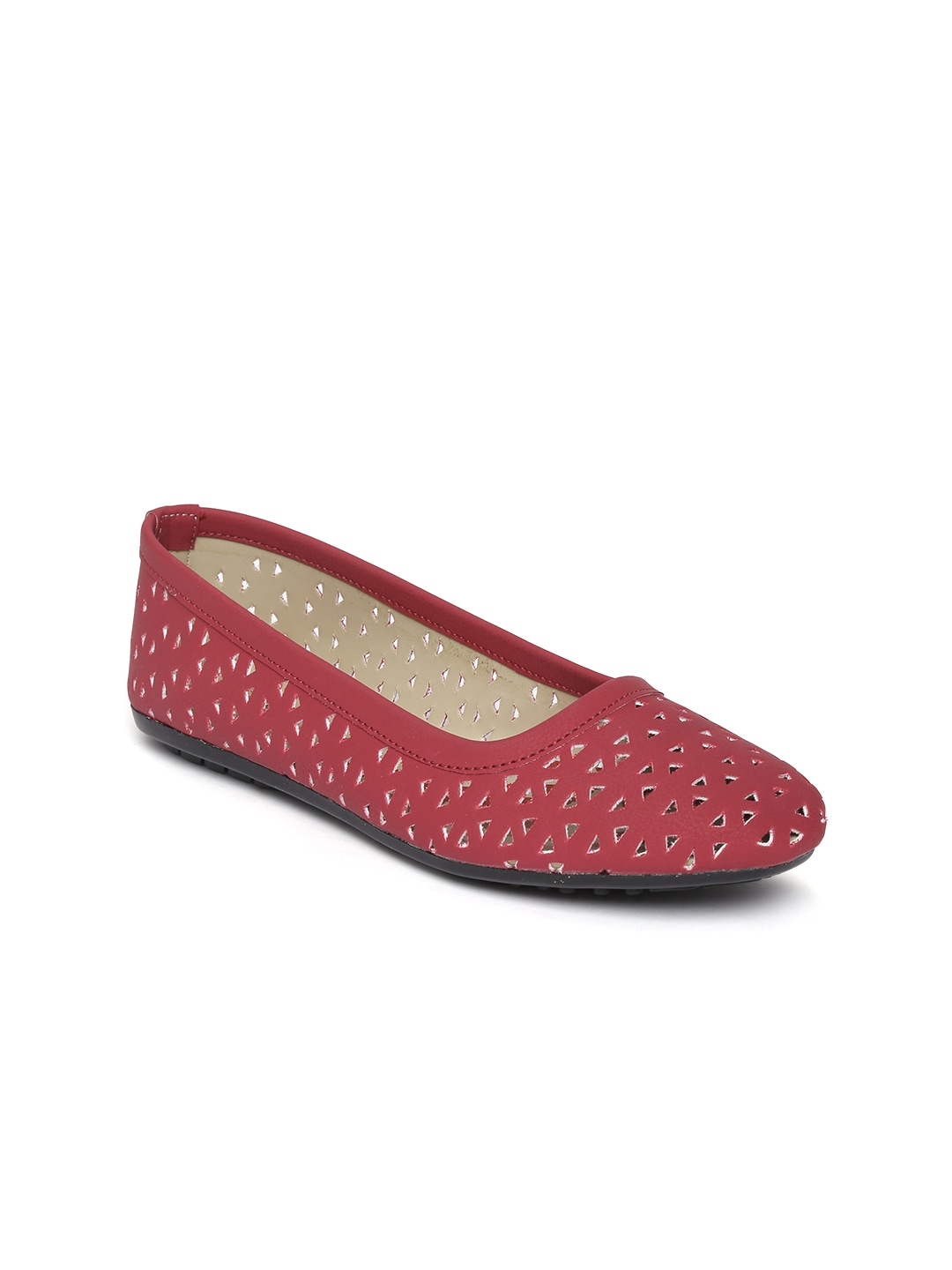 Exotica EXOTICA Women Red Ballerinas