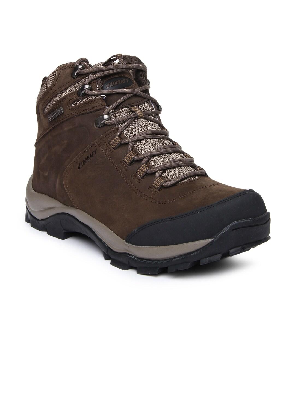 Wildcraft Men Brown Amphibia Sphere Outdoor Adventure & Trekking Shoes