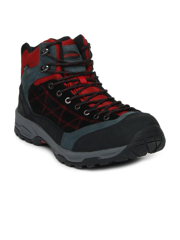 Wildcraft Men Red & Black Amphibia Argil Outdoor Adventure Shoes