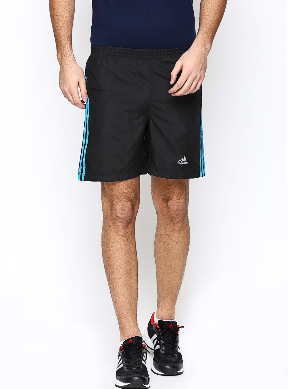 Adidas Adidas Men Black RSP 7 Inch SH M Shorts (Multicolor)