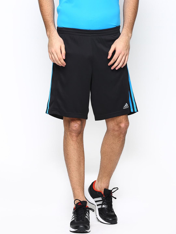 Adidas Adidas Men Black RSP Dual SH M Shorts (Multicolor)