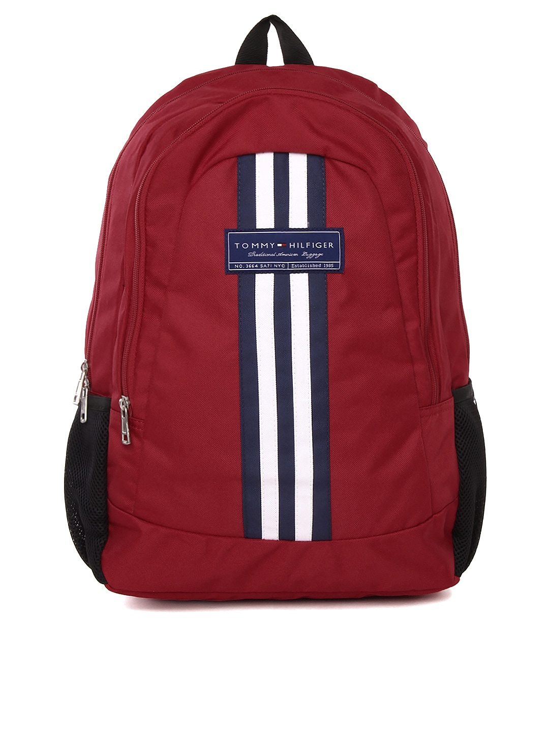 2bf7a6151 Tommy Hilfiger Unisex Red Biker Club Stapleton Backpack Price in India 04  Jul 2019 | Compare Tommy Hilfiger Unisex Red Biker Club Stapleton Backpack  Price ...