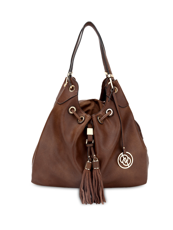 Elespry Brown Handbag