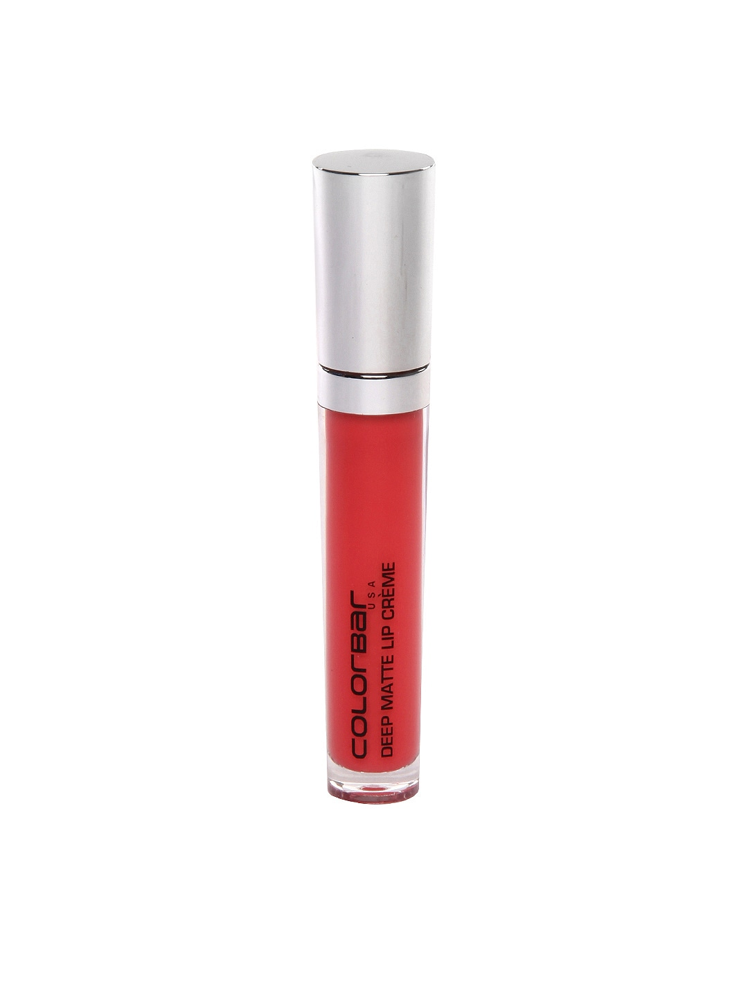 Colorbar USA Deep Red Deep Matte Lip Creme 001