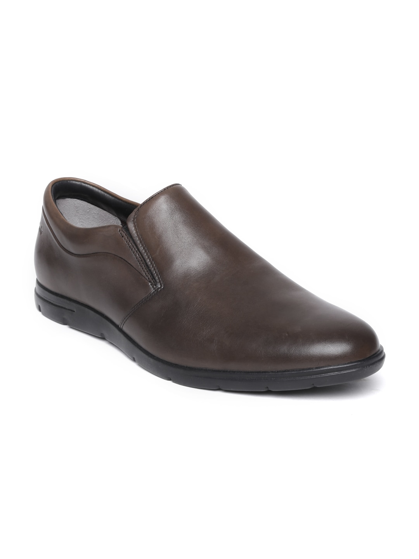 buy clarks brown leather formal shoes 633 footwear