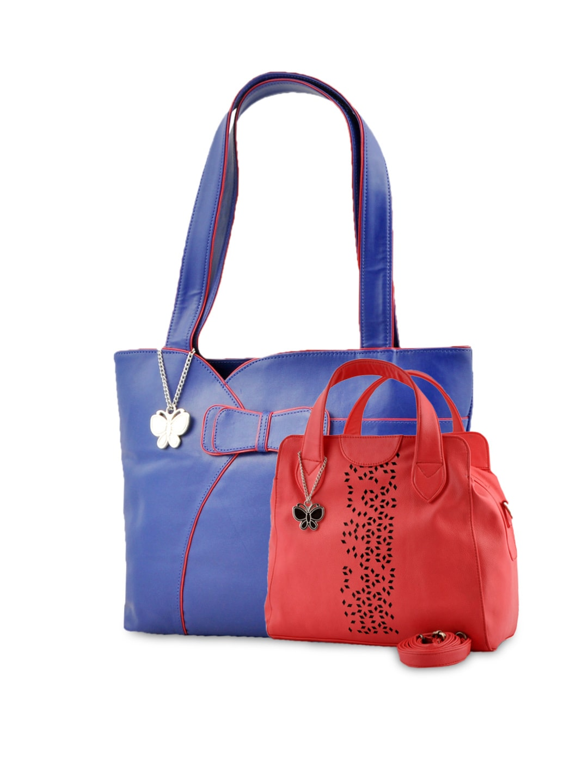 Butterflies Set of 2 Handbags