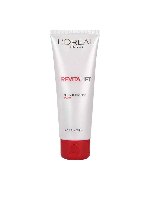 LOreal RevitaLift Milky Cleansing Facial Foam