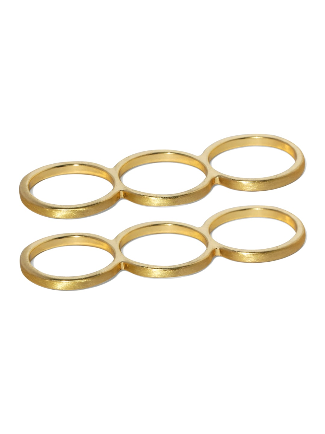 Parfois Set of 2 Gold-Toned Rings