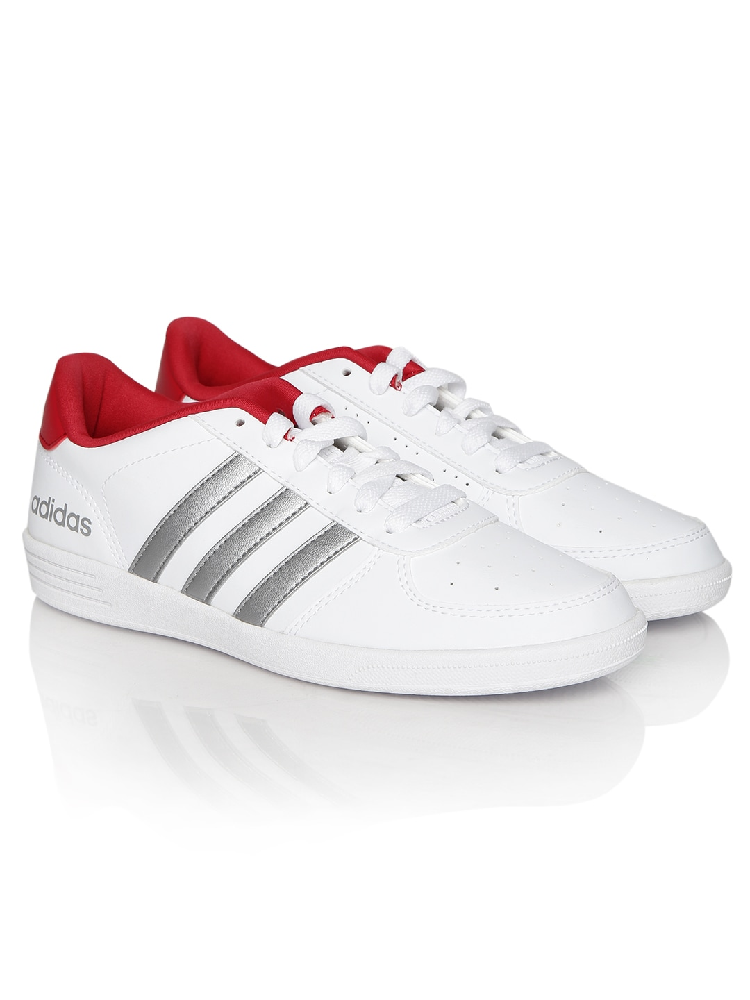Adidas Neo White Woman