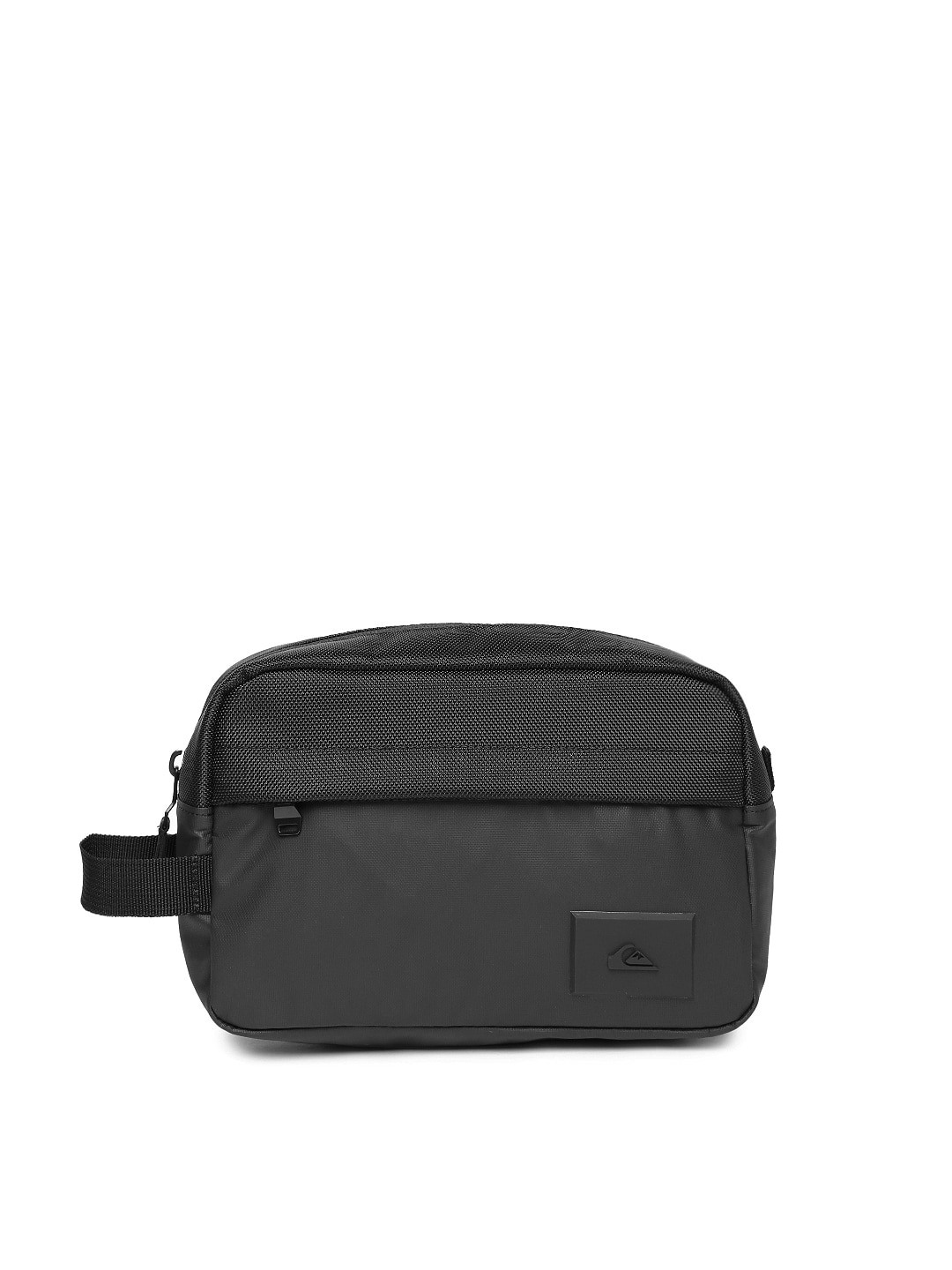 Quiksilver Men Black Travel Bag