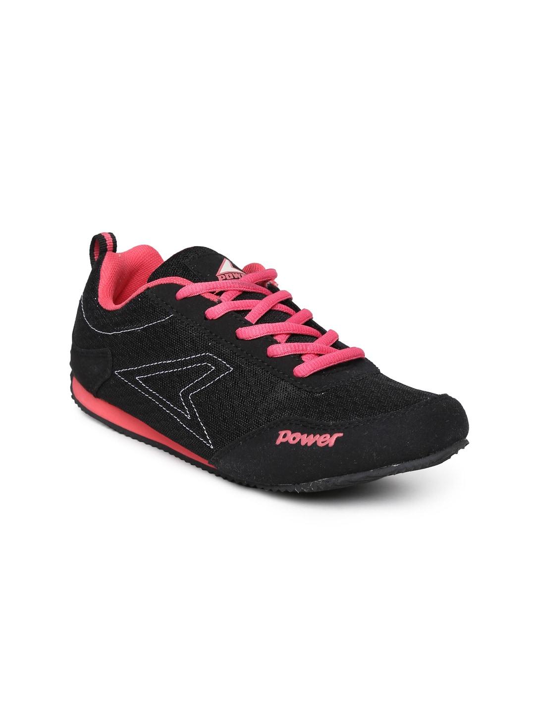 buy power by bata black harmony lifestyle shoes
