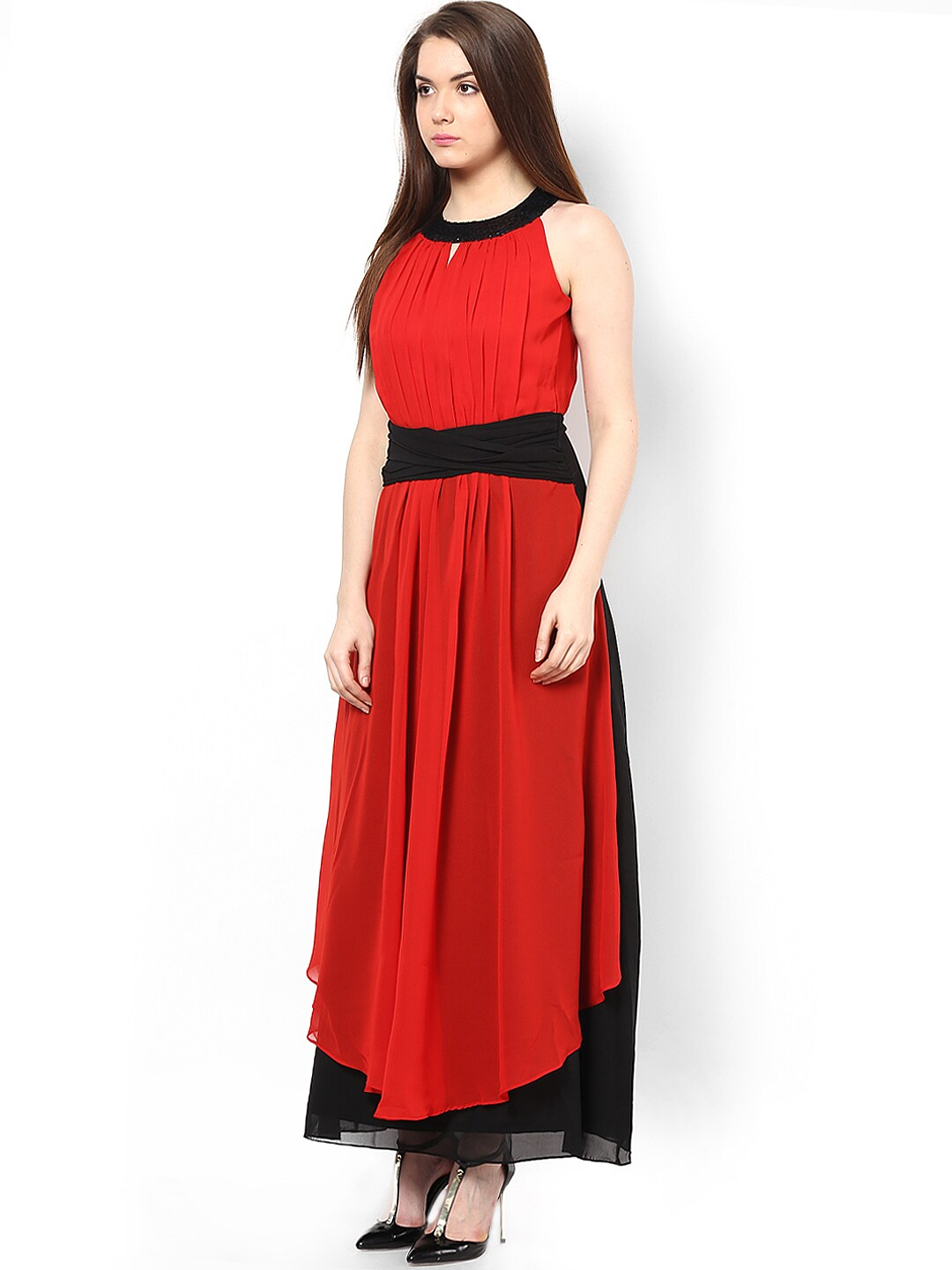 Red Dress- Buy Red Dresses Online in India | Myntra