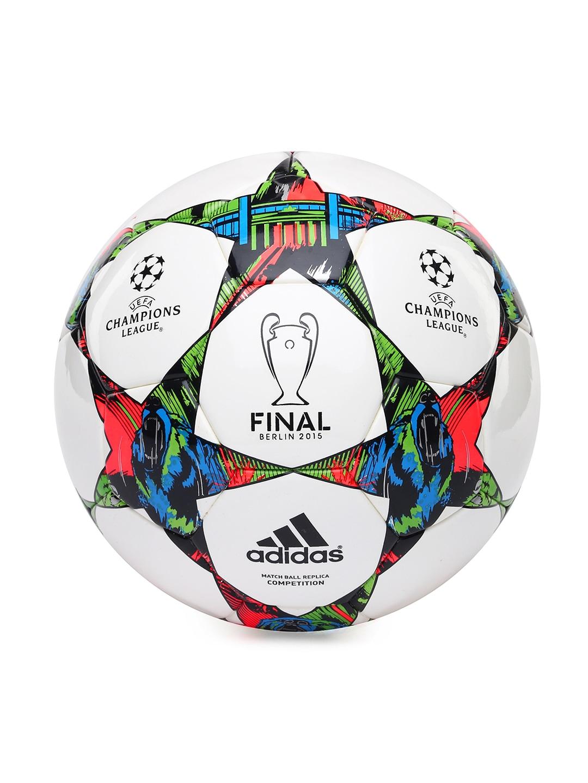 Buy Adidas Men White Champions League FinBerlin Comp ...