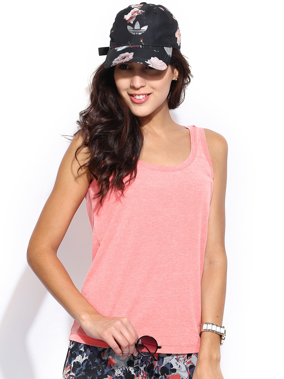 ONLY Women Pink Top