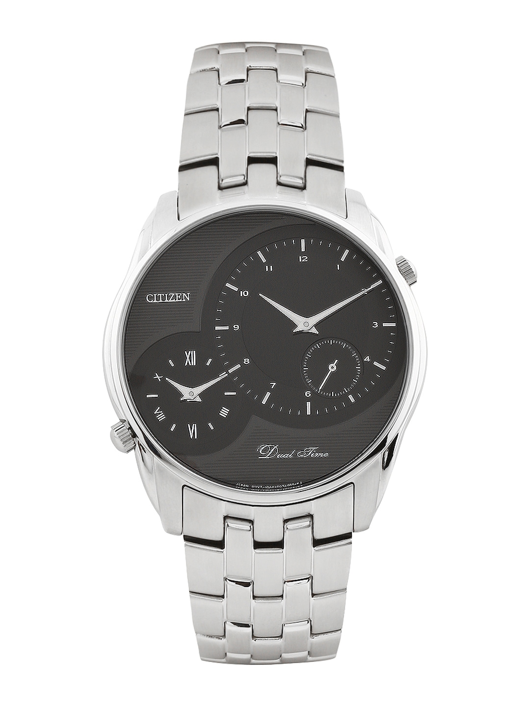 Citizen Men Black Dial Watch AO3005-56E