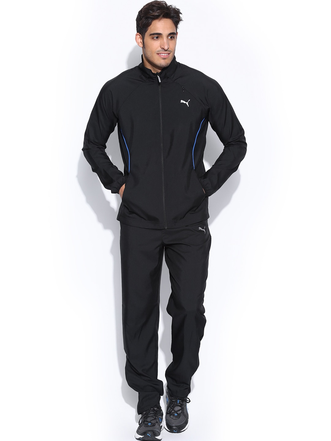 0a410206d0d0 puma tracksuit mens black on sale   OFF39% Discounts