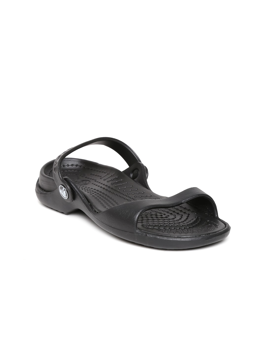 Crocs Women Black Sandals