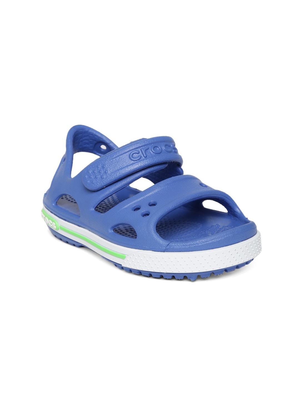 Crocs Boys Blue Sandals