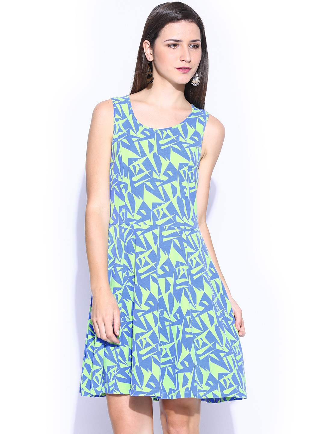 6d2416acf839e Flying Machine Women Dresses Price List in India 5 April 2019 ...