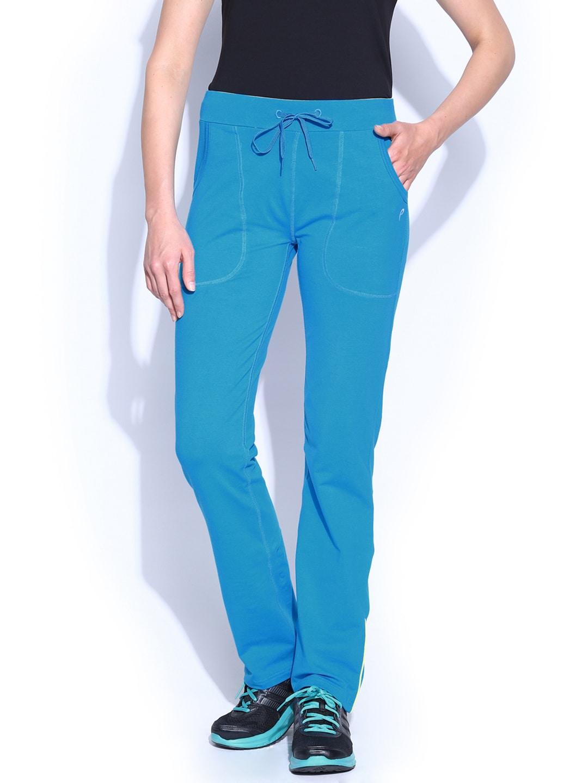 Proline Active Women Blue Track Pants