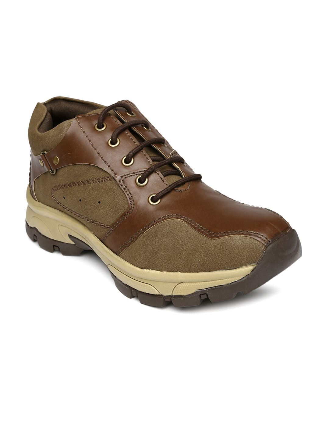 Knotty Derby Men Brown Michael Casual Shoes
