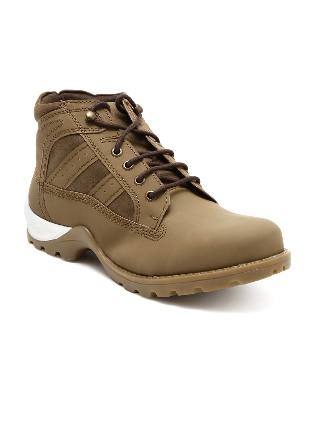 Knotty Derby Men Brown Goyle Casual Shoes