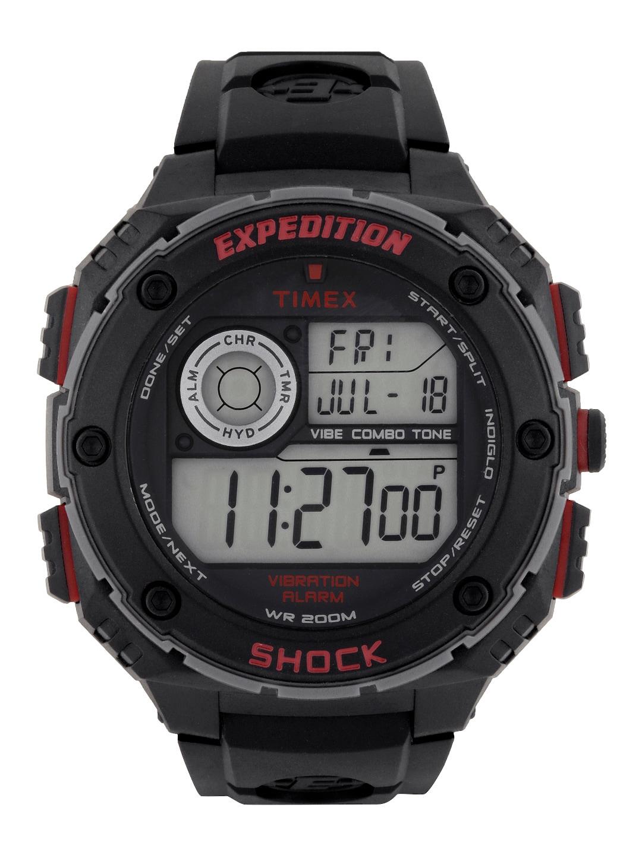Timex Expedition Men Black Digital Watch T49980