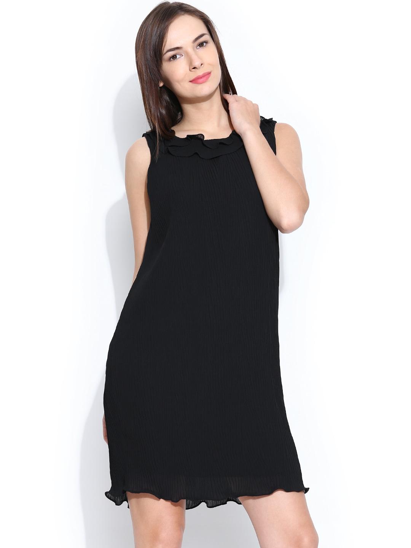 Vero Moda Black Shift Dress