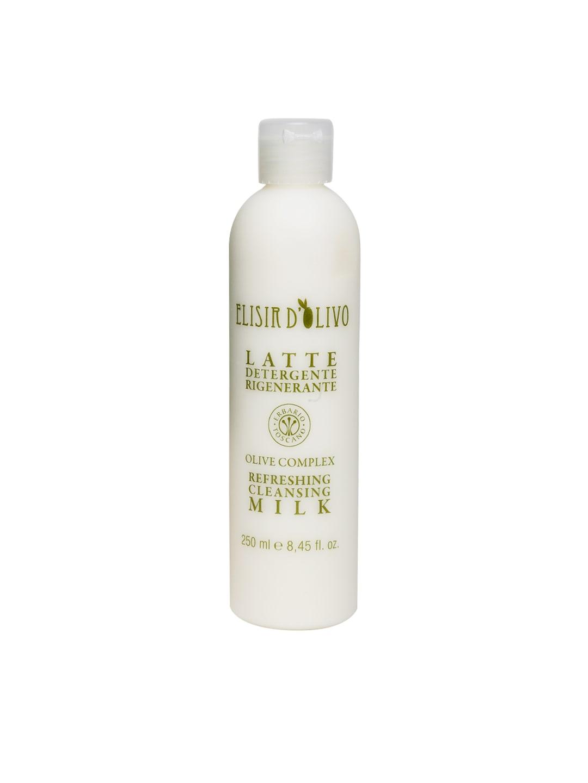 ERBARIO TOSCANO Olive Complex Refreshing Cleansing Milk