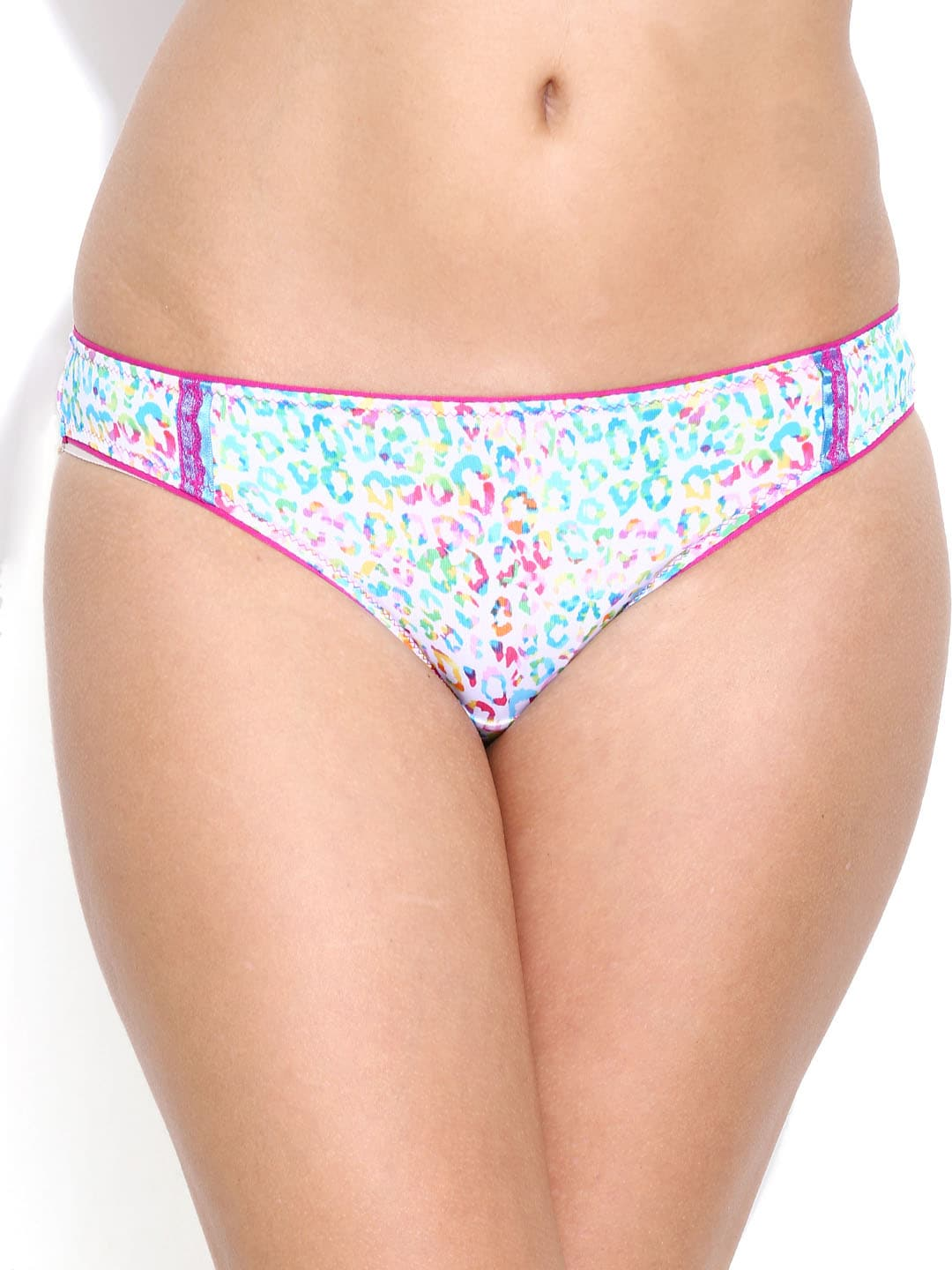 Enamor Women Multicoloured Printed Hipster Briefs P001