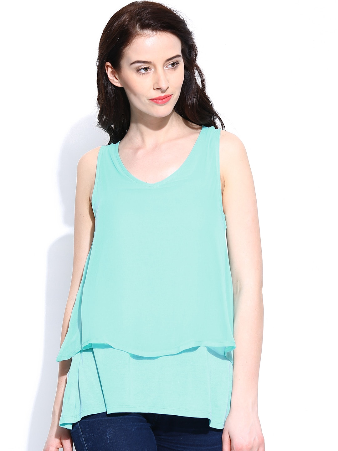 Pepe Jeans Women Green Top