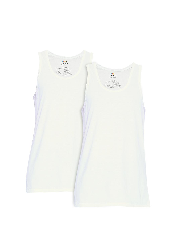 Tuna London Men Pack of 2 Innerwear Vests 1010