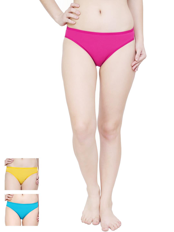 781994a5f91636 35%off Softrose Women Pack of 3 Bikini Briefs LB7001MFY