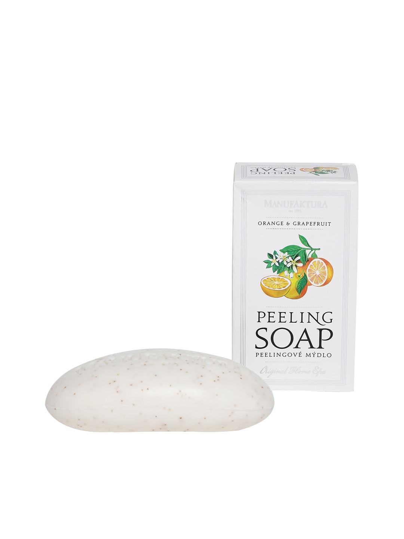 MANUFAKTURA Orange & Grapefruit Peeling Soap