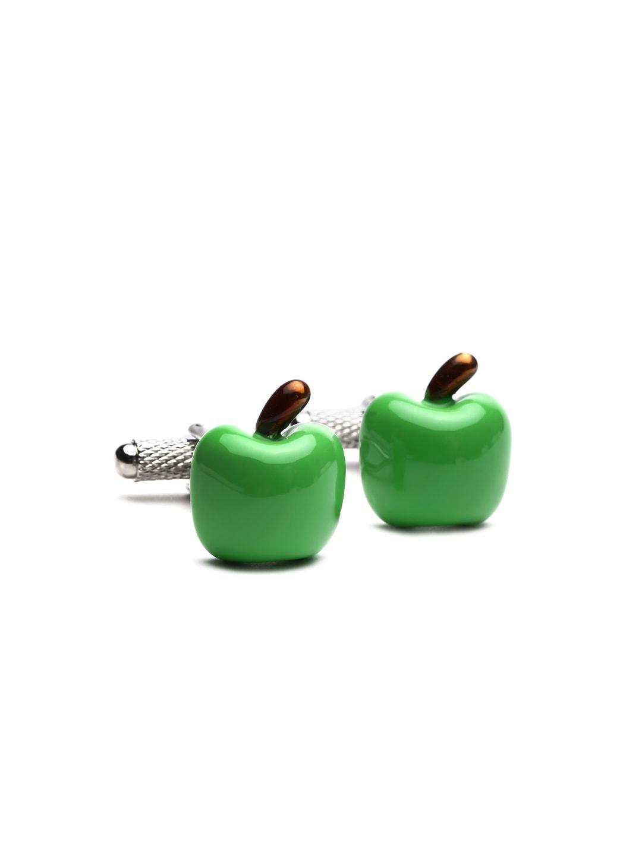 Alvaro Castagnino Green Cufflinks