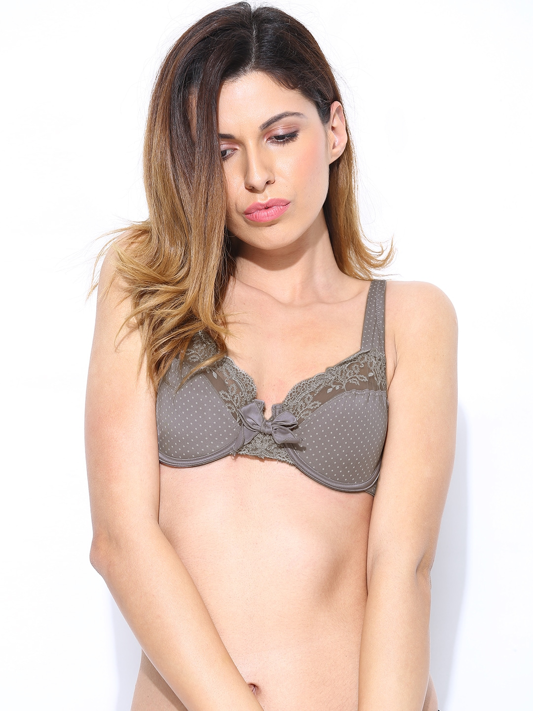 Bwitch Grey Rhododendron Bra