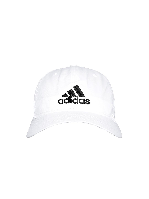 Adidas Unisex White Cap