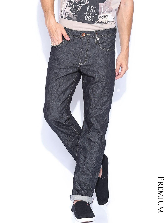 Superdry Dark Blue Officer Jeans