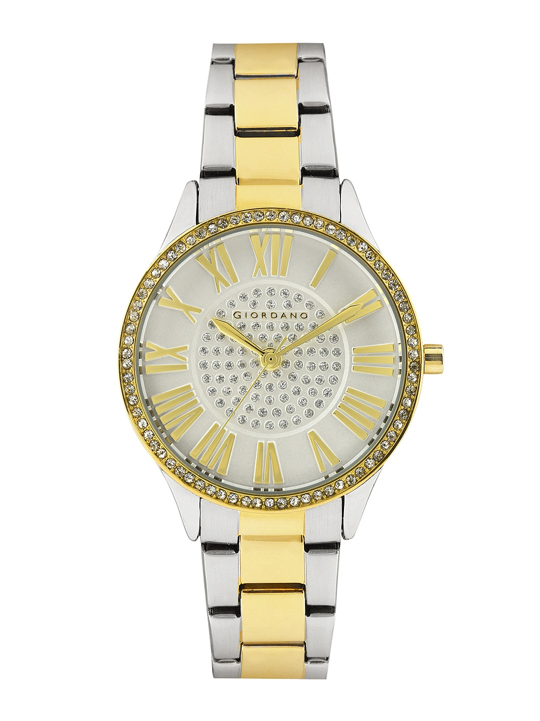 GIORDANO Women White Dial Watch A2031