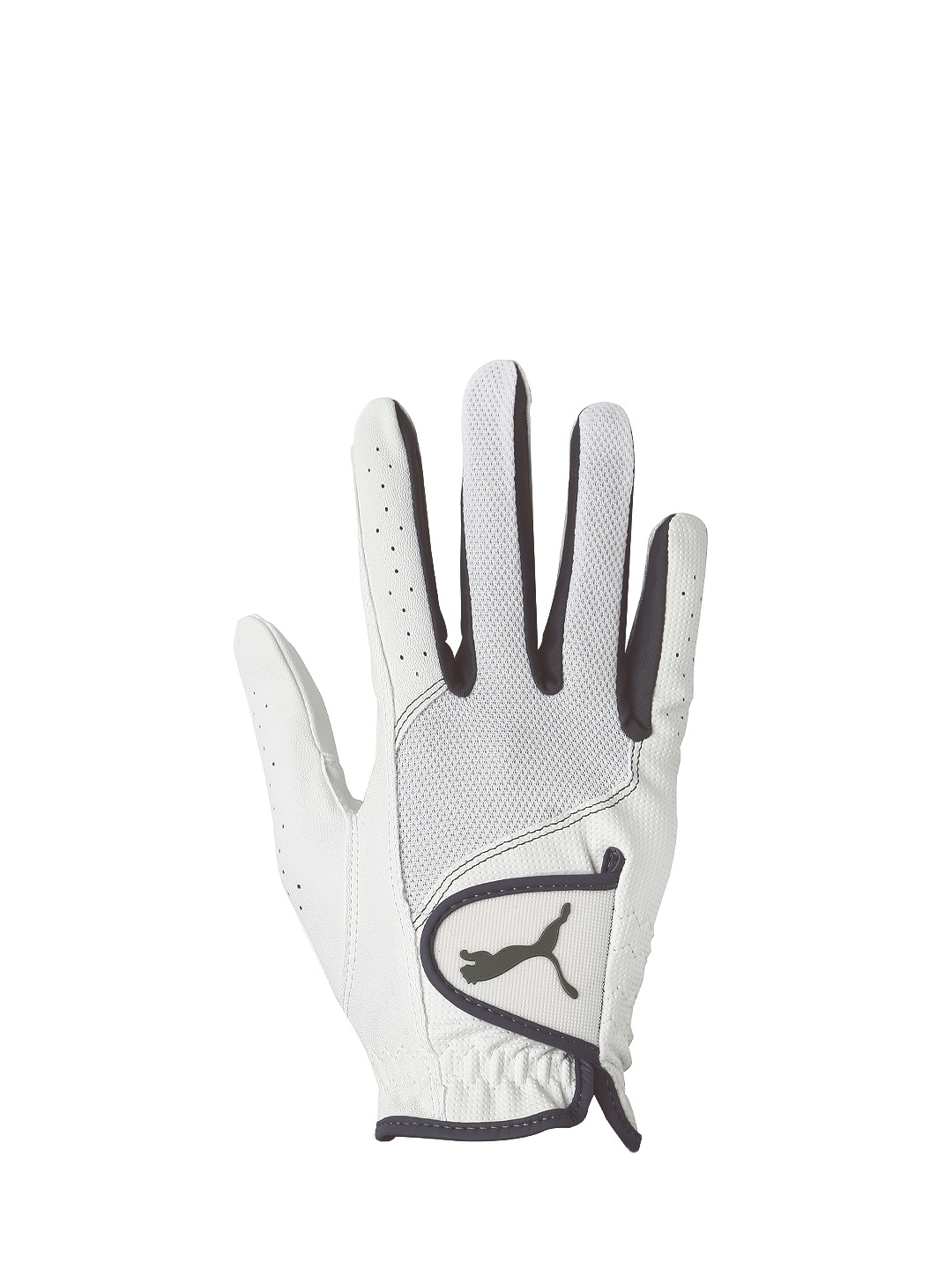 PUMA Women White Sport Performance Single Glove
