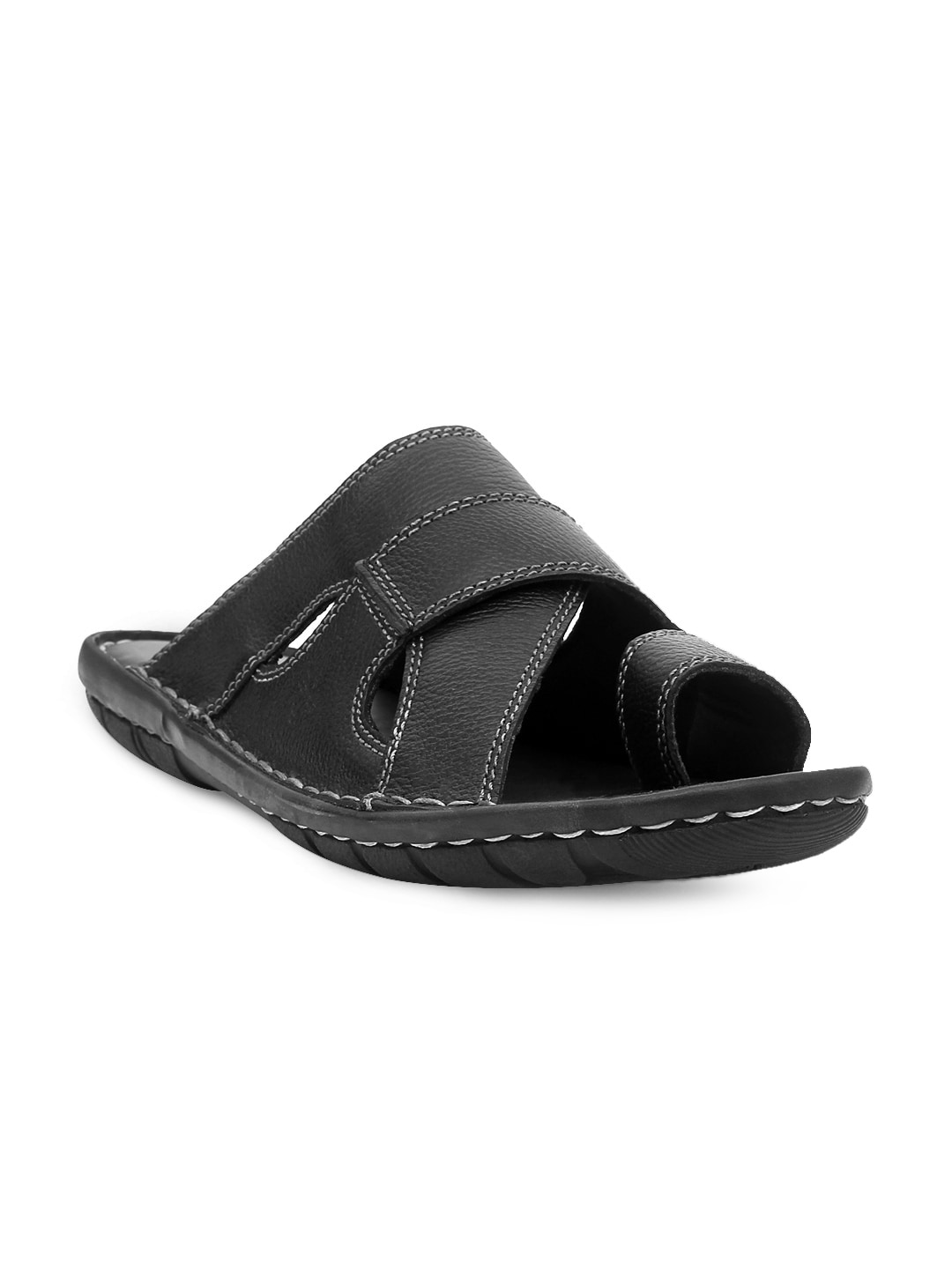 a1ec457f95e5 Black Sandals - Buy Black Sandals Online in India
