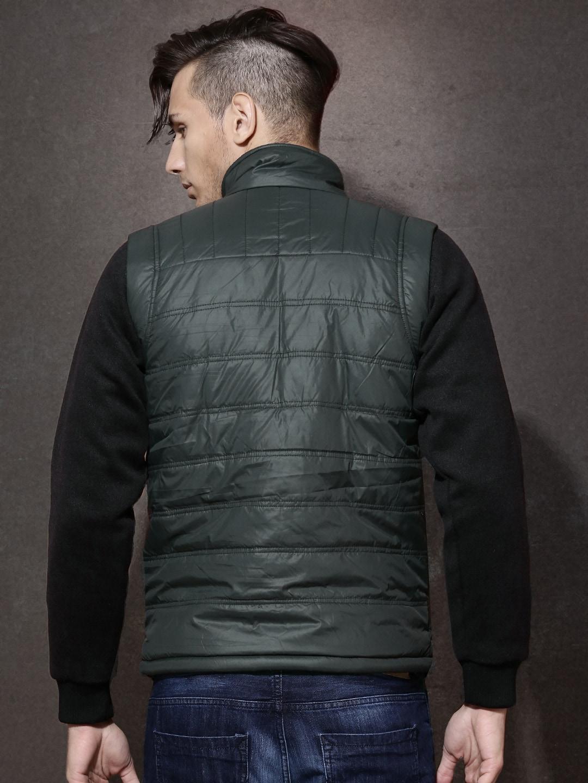 Roadster Olive Green Jacket