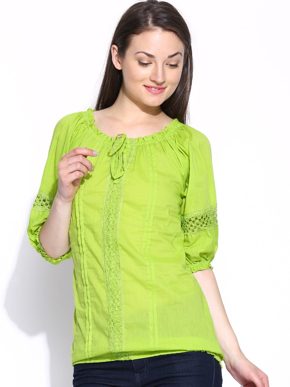 9a0e7aa74c1c3 U f Tops - Buy U f Tops online in India