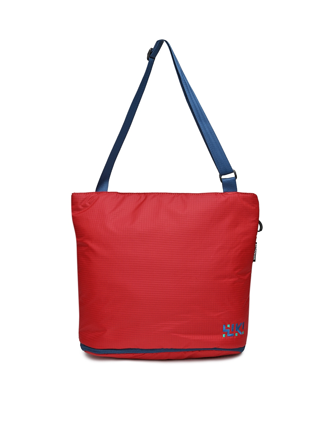 Wiki by Wildcraft Red Tote Bag