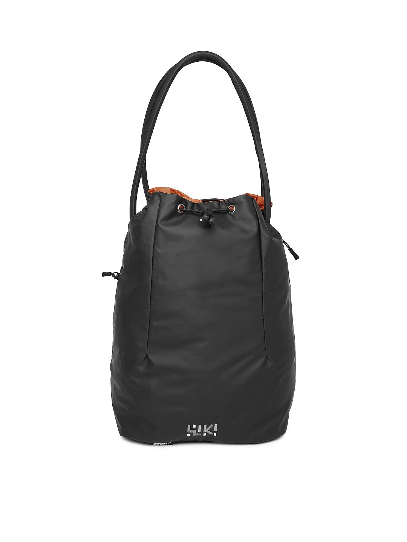 Wiki by Wildcraft Black Shoulder Bag