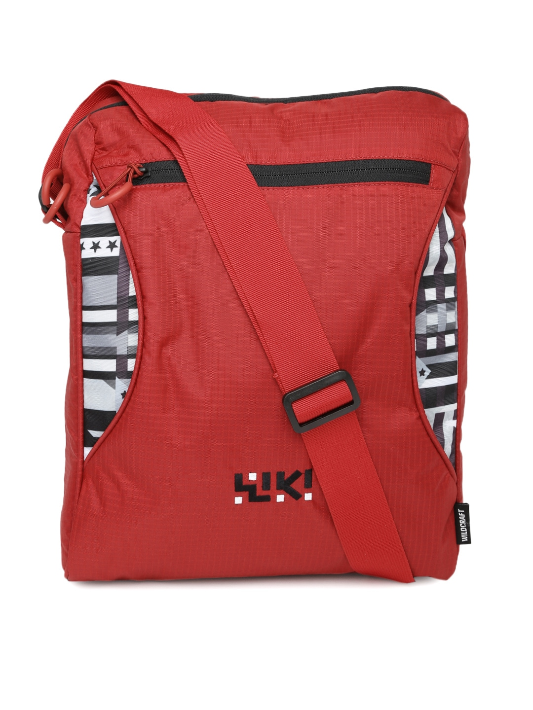 Wiki by Wildcraft Red Sling Bag